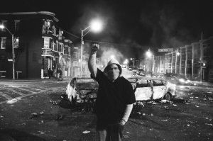 Baltimore riots: Security beefed up after looting, fires engulf city