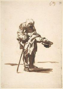 Beggar-Goya