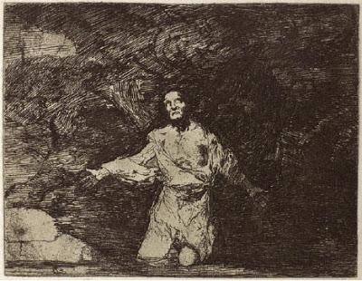 Goya, man-war